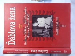 náhled knihy - Ďáblova žena: Nedžmije Hodžová, žena albánského diktátora Envera Hodži