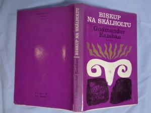 náhled knihy - Biskup na Skálholtu