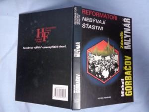 náhled knihy - Reformátoři nebývají šťastní
