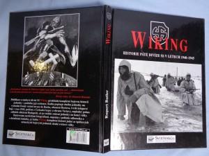 náhled knihy - SS-Wiking : historie páté divize - SS Wiking 1941-45