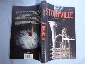 náhled knihy - Storyville : věčný boj o lásku, sex a prachy