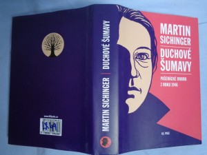 náhled knihy - Duchové Šumavy : pašerácké drama z roku 1946