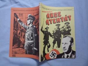 náhled knihy - Akce atentát
