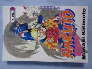 náhled knihy - Naruto. 7. díl, Správná cesta