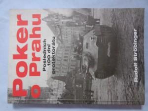 náhled knihy - Poker o Prahu: posledních 100 dní Protektorátu
