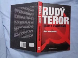 náhled knihy - Rudý teror: dějiny stalinismu