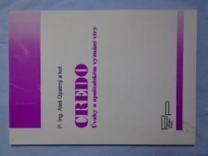 náhled knihy - Credo : úvahy o apoštolském vyznání víry