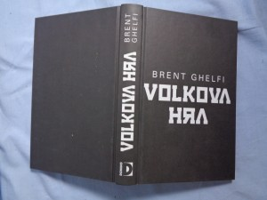 náhled knihy - Volkova hra