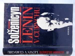 náhled knihy - Lenin v Curychu