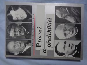 náhled knihy - Proroci a předchůdci