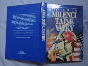 náhled knihy - Milenci tajné války