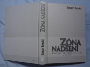náhled knihy - Zóna nadšení: dramatický příběh přátelství a lásky (1968-2008)