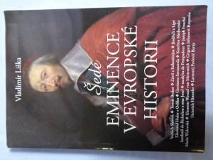 náhled knihy - Šedé eminence v evropské historii