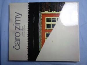 náhled knihy - Čaro zimy