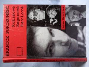 náhled knihy - Hranice porozumění Kubišové, Hegerové, Havlové