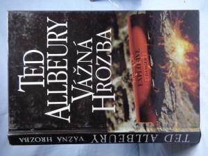náhled knihy - Vážná hrozba