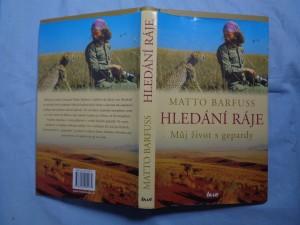 náhled knihy - Hledání ráje: můj život s gepardy