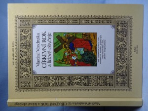 náhled knihy - Církevní rok a lidové obyčeje, aneb, Kalendárium světců a světic, mučedníků a mučednic, pojednávající o víře českého lidu k nim, jakož i o liturgii katolické