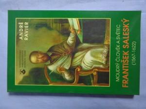 náhled knihy - Moudrý člověk a světec František Saleský