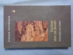 náhled knihy - Čtyřicet slov na poušti : pracovní příručka pro společenství o krizi církve, víry a kultury