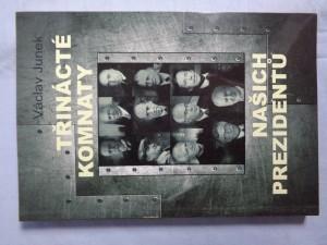 náhled knihy - Třinácté komnaty našich prezidentů