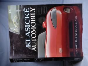 náhled knihy - Klasické automobily: od roku 1945 do současnosti