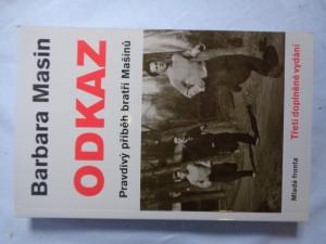 náhled knihy - Odkaz: pravdivý příběh bratří Mašínů