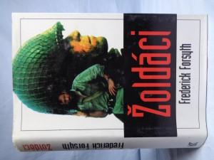 náhled knihy - Žoldáci