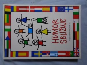 náhled knihy - Humor sbližuje: nejlepší anekdoty států EU