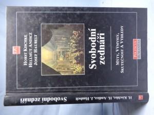 náhled knihy - Svobodní zednáři: mýty, výmysly, skutečnost a výhledy