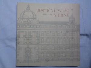 náhled knihy - Justiční palác v brně 1908-2008