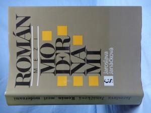 náhled knihy - Román mezi modernami: studie z historické poetiky