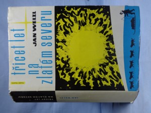 náhled knihy - Třicet let na zlatém severu