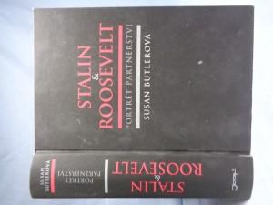 náhled knihy - Stalin & Roosevelt: portrét partnerství