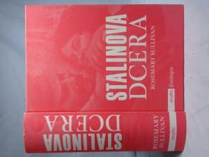 náhled knihy - Stalinova dcera: výjimečný a bouřlivý život Světlany Allilujevové