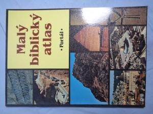 náhled knihy - Malý biblický atlas: historie, geografie a archeologie bible