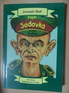 náhled knihy - Vojín Sodovka a jeho trable