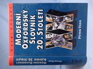 náhled knihy - Moderní oxfordský slovník 20. století