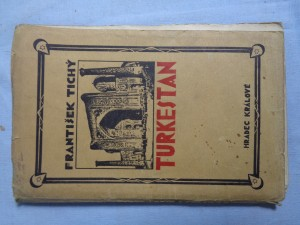 náhled knihy - Turkestan: 1915-1920