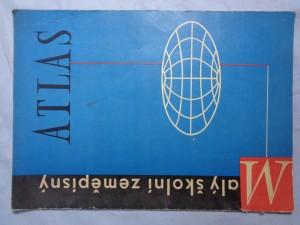 náhled knihy - Malý školní zeměpisný atlas: Učeb. pomůcka pro žáky 5. roč. zákl. devítiletých škol