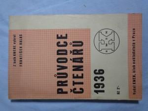 náhled knihy - Průvodce čtenářů 1936