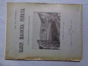 náhled knihy - Sloup, Macocha, Puňkva: průvodce po severním dílu moravského krasu