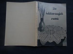 náhled knihy - Sto háčkovaných vzorů