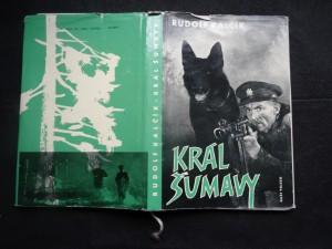 náhled knihy - Král Šumavy a povídky z hranice
