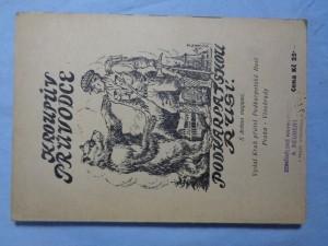 náhled knihy - Kroupův průvodce Podkarpatskou Rusí