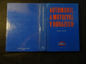 náhled knihy - Automobil a motocykl v obrazech. Díl 1
