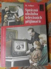 náhled knihy - Správná obsluha televisních přijimačů