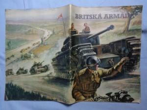 náhled knihy - Britská armáda