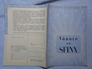 náhled knihy - Vánoce ve Sfinx