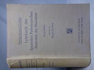 náhled knihy - Lehrbuch der speziellen pathologischen Anatomie der Haustiere (3. vydání)